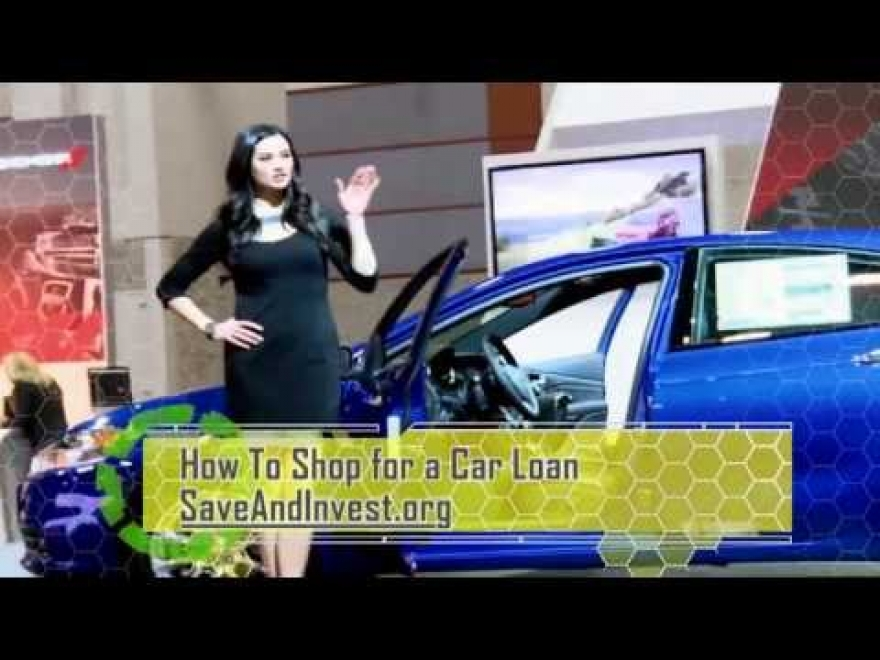 Roger That: Shopping for a Car Loan