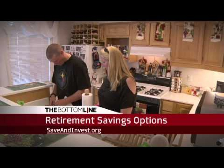 The Bottom Line: Retirement Savings Options
