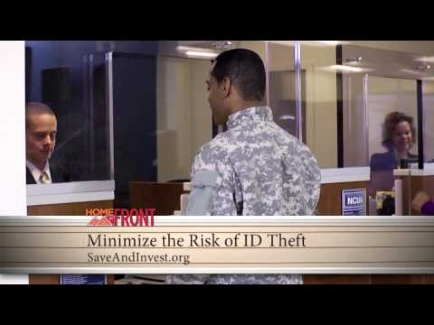 Home Front: Minimize the Risk of Identity Theft
